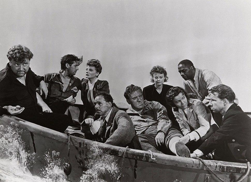 Lifeboat (1944) 1