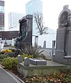 Lille sépulture d' Edmond Deren dans le cimetière de l'Est.jpg
