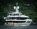 Lily Yacht, in Kaupanger, Norway, 2017.jpg