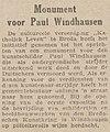 Limburgsch Dagblad vol 029 no 050 Monument voor Paul Windhausen.jpg