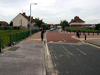 Greatfield Estate, Kingston upon Hull - Lingdale Road, Greatfield Estate (2005)