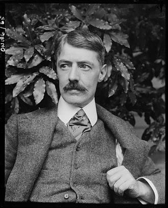 Lionel Lindsay - Image: Lionel Lindsay ca 1900 1912