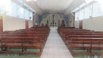 Liquiçá Church massacre - Church São João de Brito 2016