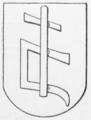 Lisbjerg Herreds våben 1584.png