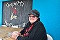Lisna van der Venter, Vespetti Restaurant, Port Nolloth, Northern Cape, South Africa (20355068658).jpg