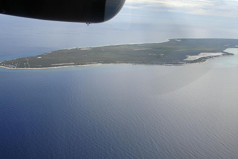 Ficheiro:Little Cayman from air.JPG