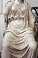 Livia seduta rappresentata come cerere, 1-50 dc ca, da augusteo di roselle, 03.JPG
