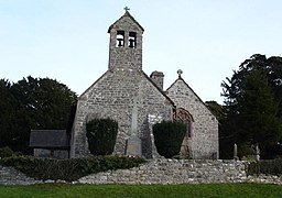 Llanelidan Parish church - geograph.org.uk - 110023.jpg