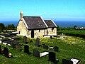 Llanfihangel Din Sylwy Church - geograph.org.uk - 799979.jpg