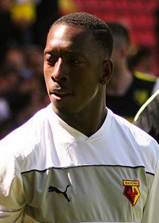 Lloyd Doyley Professional association football player for Watford
