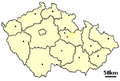 Location of Czech city Chrast.PNG
