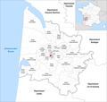 Locator map of Kanton Talence 2019.png