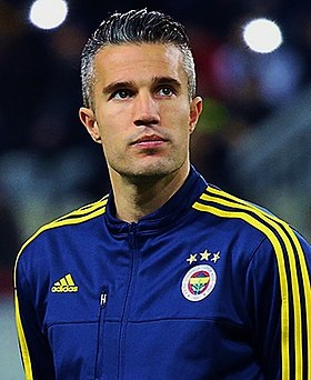 Image illustrative de l'article Robin van Persie