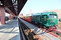 Locomotive TU2-092 with a passenger train, 14.09.17.jpg