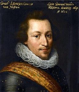 Lodewijk Gunther van Nassau