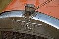 Logo and Radiator Cap - Austin - Baby Austin - 1932 - 7 hp - 4 cyl - Kolkata 2013-01-13 3004.JPG