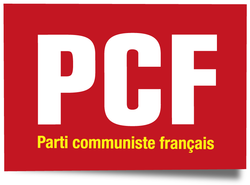 Image illustrative de l'article Parti communiste français