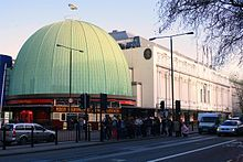 London-Madame Tussauds gallery dome.jpg