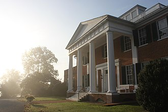 Long Branch Plantation - Long Branch House