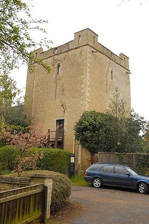 Longthorpe Tower - Image: Longthorpe Tower 1
