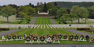 Lorraine American Cemetery and Memorial - Image: Lorraine American Cemetery