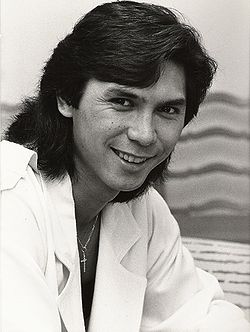 Lou Diamond Phillips vuonna 1987
