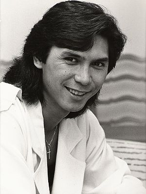 Lou Diamond Phillips - Phillips in 1987