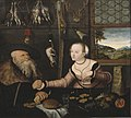 Lucas Cranach (I) - Ungleiches Paar (1532, Nationalmuseum Stockholm).jpg