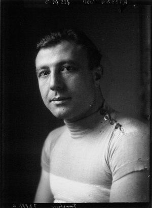 Lucien Faucheux - Faucheux in 1929