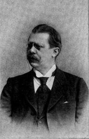 Ludwig von Pastor - Image: Ludwig von Pastor