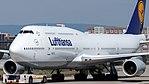 Lufthansa Boeing 747-8 (D-ABYN) at Frankfurt Airport (3).jpg