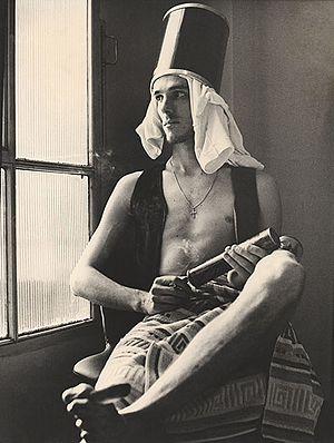 Luis Alberto Spinetta - Spinetta in Santa Fe, 1974.