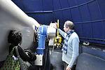 Lunar Laser Ranging at the Observatoire de la Côte d'Azur DSC 0724 (10782587704).jpg