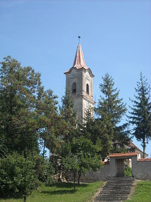Romos - Image: Lutheran church romos
