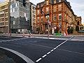Luxembourg, road marking (110 s gué pour piétons).jpg