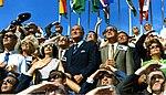 Lyndon Johnson and Spiro Agnew watch the Apollo 11 liftoff.jpg