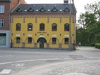 water mill in Kongens Lyngby, Denmark