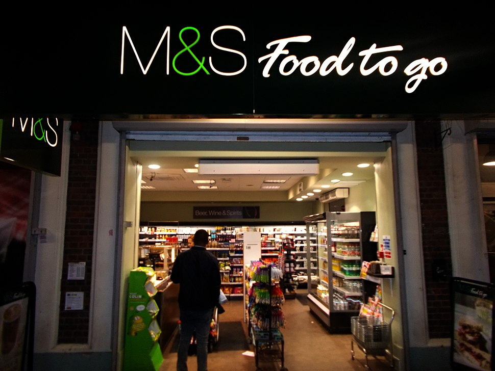 M&S Food to Go, SUTTON, Surrey, Greater London