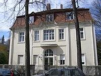 München Ukrainische Freie Universität.JPG