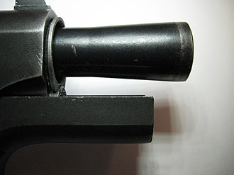 Colt Officer's ACP - Image: M1991A1 Barrel