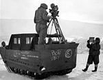 M29 Weasel with camera in Antarctica c1947.jpg