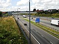 M62 at Thorpe - geograph.org.uk - 906172.jpg