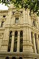 MADRID ARTECTURA PALACIO CIBELES-FACHADA LATERAL - panoramio (1).jpg