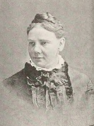 National Council of Women of the United States - Mary F. Eastman, Recording Secretary