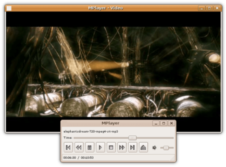 Media player (software) - MPlayer, an example of a cross-platform media player