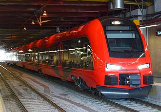 Stadler Rail - A X74-train from MTR Express