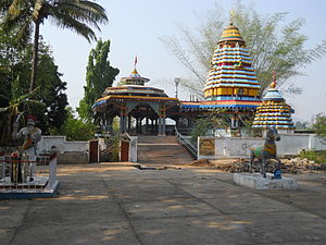 Bissam Cuttack - Maa Markama Temple in a new look at Bissam Cuttack