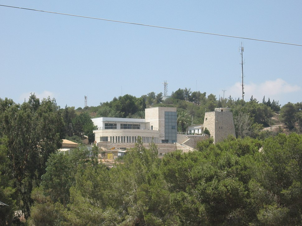 Maale Gilboa yeshiva 1