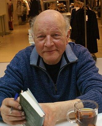 Maarten 't Hart - Maarten 't Hart in 2011