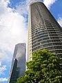 Madrid - CTBA, Torre PwC y Torre de Cristal 3.jpg